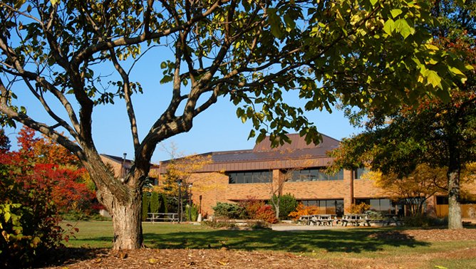 building on mequon campus
