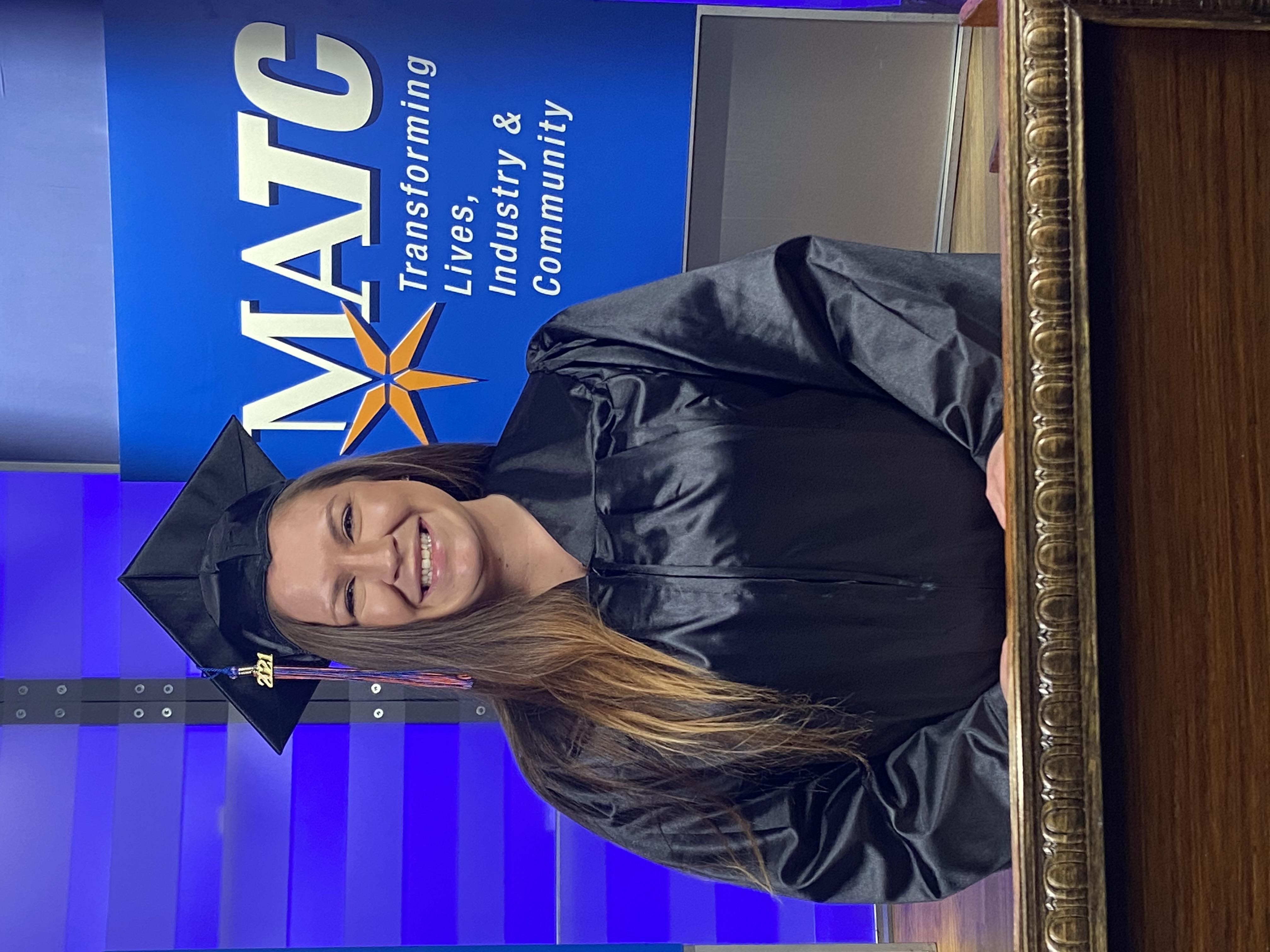 Keshia Herrington Student Speaker May 2021