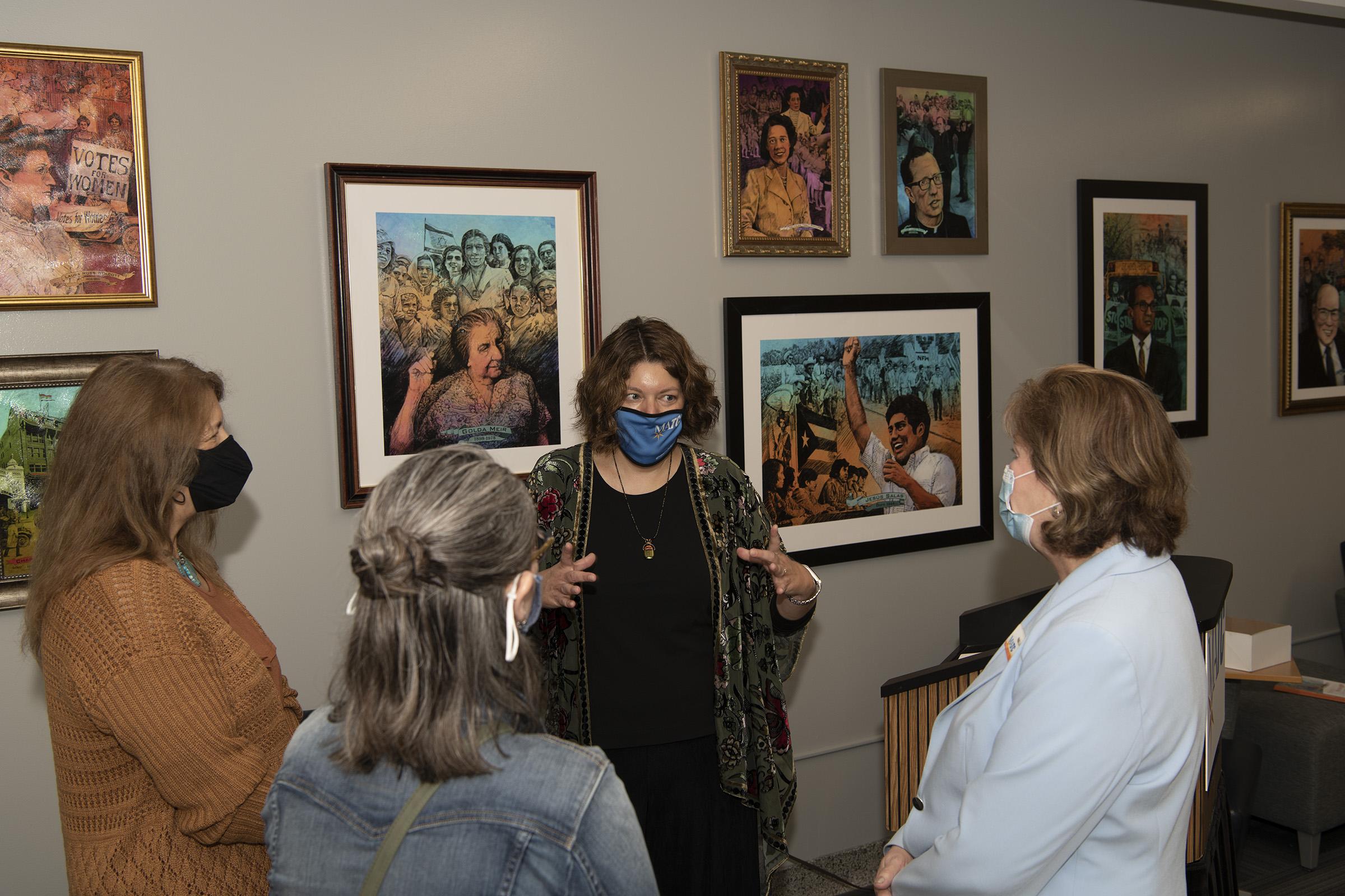 art unveiling julie ashlock