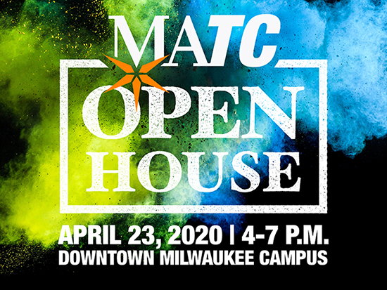 MATC open house artwork